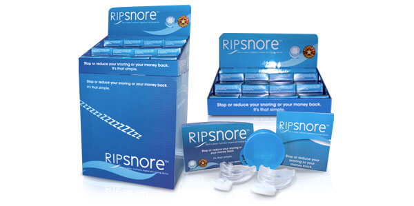 Ripsnore Review Snoring Devices Australia