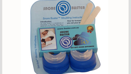 Snore Buster review