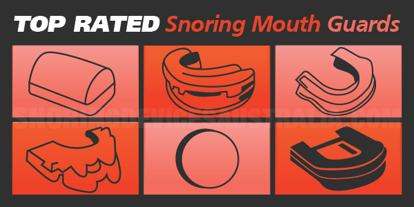 Top rated snoring mouth guards