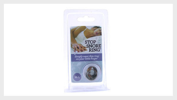 Stop Snore Ring review