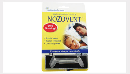 Nozovent review