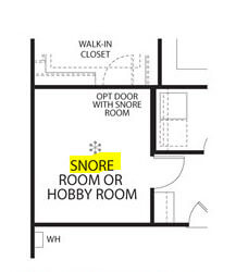 Snore room