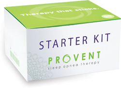 Provent starter kit