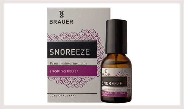 SnoreEze Oral Spray