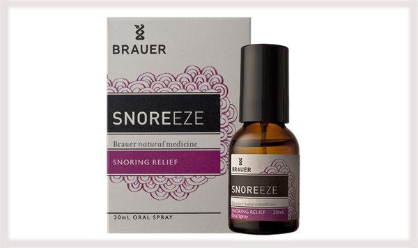 SnoreEze Oral Spray