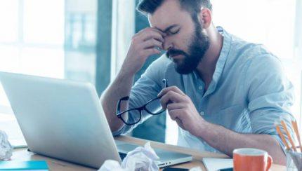 sleep deprivation work performance