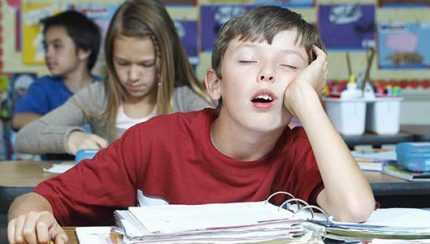children with sleep apnea