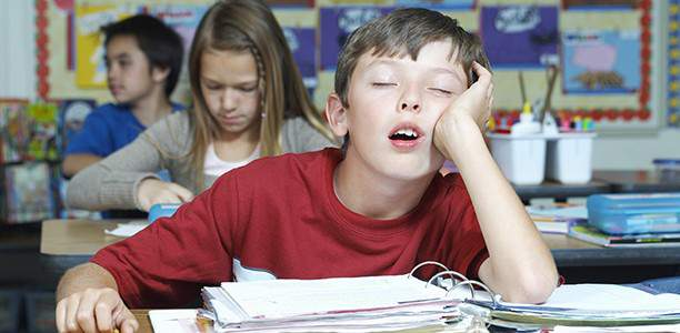 children with sleep apnea