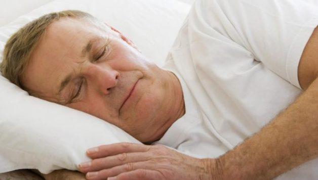 getting older poor sleep