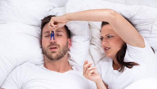 How to Make Someone Stop Snoring Without Waking Them up - snoringdevicesaustralia.com