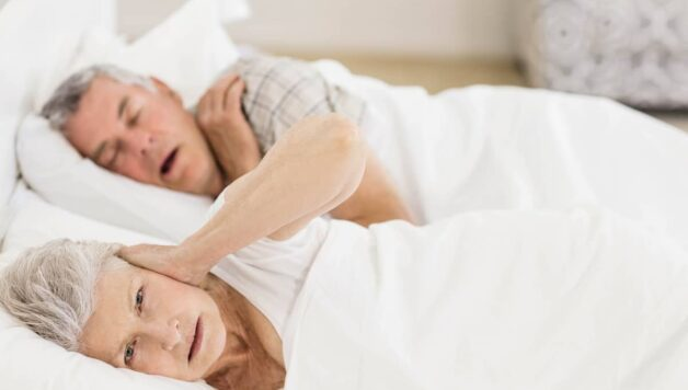 Snoring and High Blood Pressure